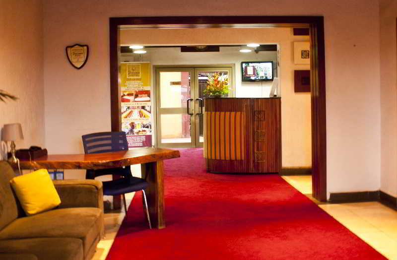 Hotel Paloma Hotel Ring Road Central