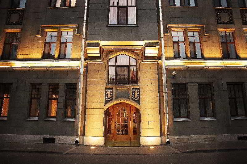 Lancaster Court in St Petersburg, Russia