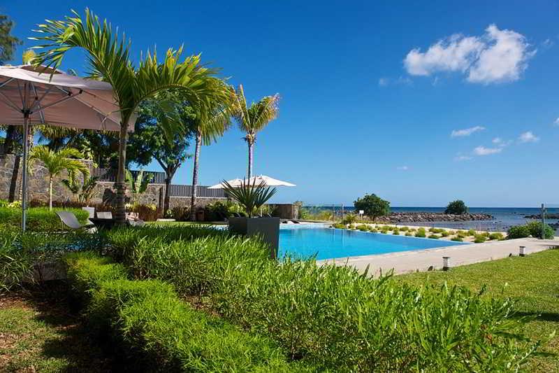 Plage Bleue Beachfront Luxury Apartments
