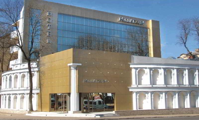 Palladium Hotel in Odessa, Ukraine