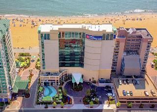 Hilton Garden Inn Virginia Beach/Oceanfront   Lodgings In Virginia Beach