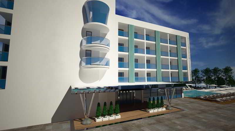 Idas Hotel in Marmaris, Turkey