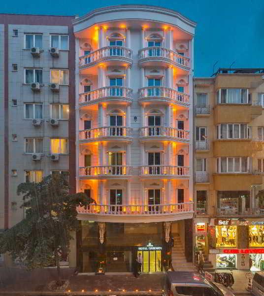 Darkmen boutique hotel estambul for Darkmen hotel istanbul