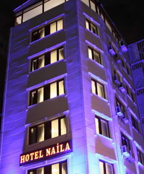 Naila Hotel in Istanbul, Turkey
