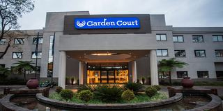 Garden Court Mossel Bay