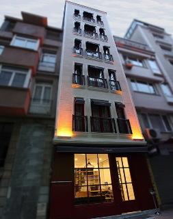 Q Pera Hotel in Istanbul, Turkey