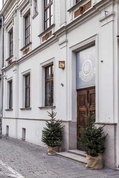 Excelsior Boutique Hotel**** in Krakow, Poland