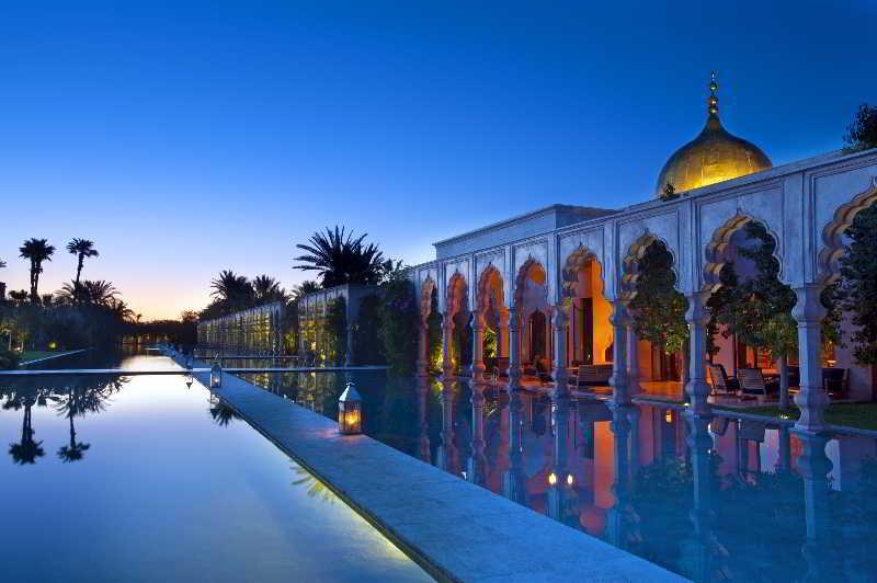 Palais Namaskar in El Jadida, Morocco