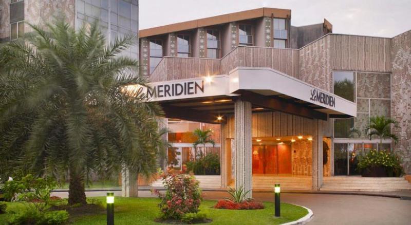 Hotel Le Meridien Re-Ndama