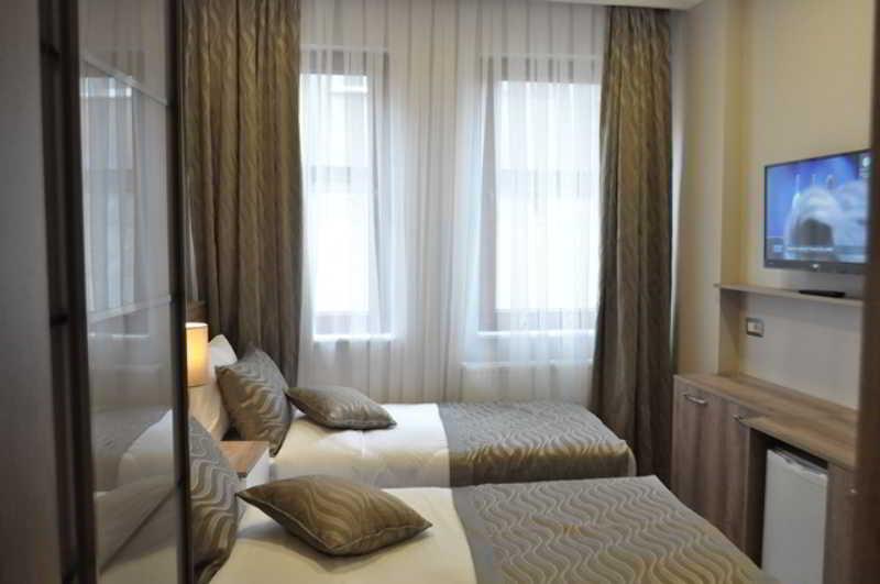 Alphonse hotel en estambul viajes el corte ingl s for Alphonse hotel istanbul