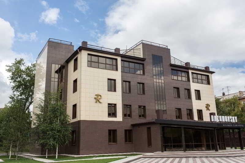 BUSINESS CLUB HOTEL RAZUMOVSKY in Omsk, Russia