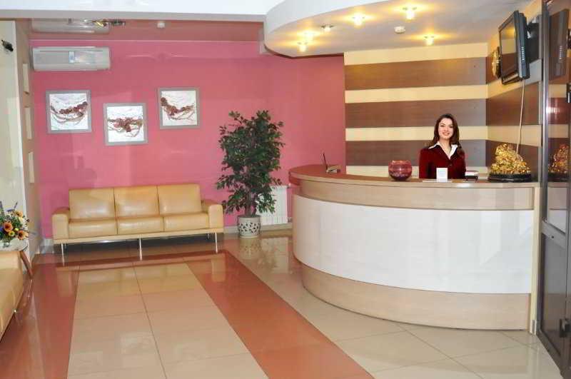 Colibri Hotel in Novosibirsk, Russia