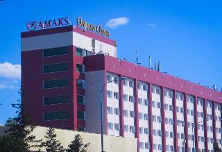AMAKS OTEL OMSK in Omsk, Russia