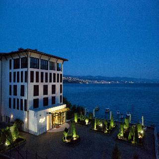 4 sterne hotel design hotel royal in opatija insel for Design hotel kroatien