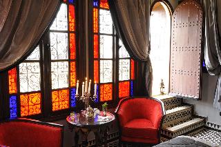 Riad Ibn Battouta in Fes, Morocco