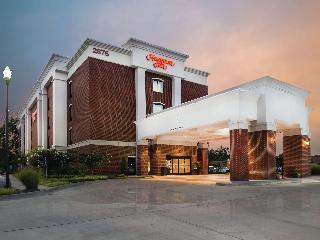 密西西比赫爾南多歡朋酒店