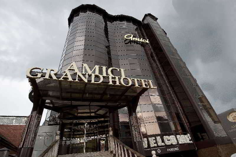 AMICI Grand Hotel in Krasnodar, Russia