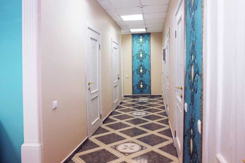 """Hostel """"1001 noch"""" in Kazan, Russia"""