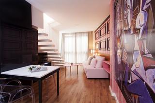 Apartamentos Picasso Suites Mlaga