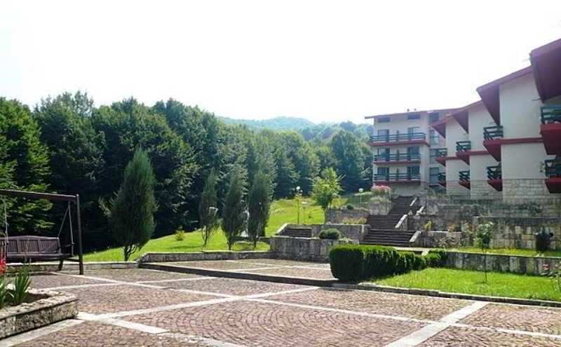 Park Hotel Ribaritsa in Sofia, Bulgaria
