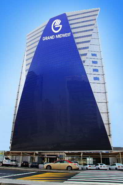Grand Midwest Reve Hotel Apartment