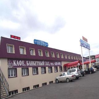 Bukhta in Ulan-Ude, Russia