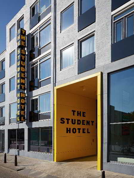 Viajes Ibiza - The Student Hotel The Hague