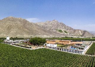 Hotel Viñas Queirolo in Ica, Peru