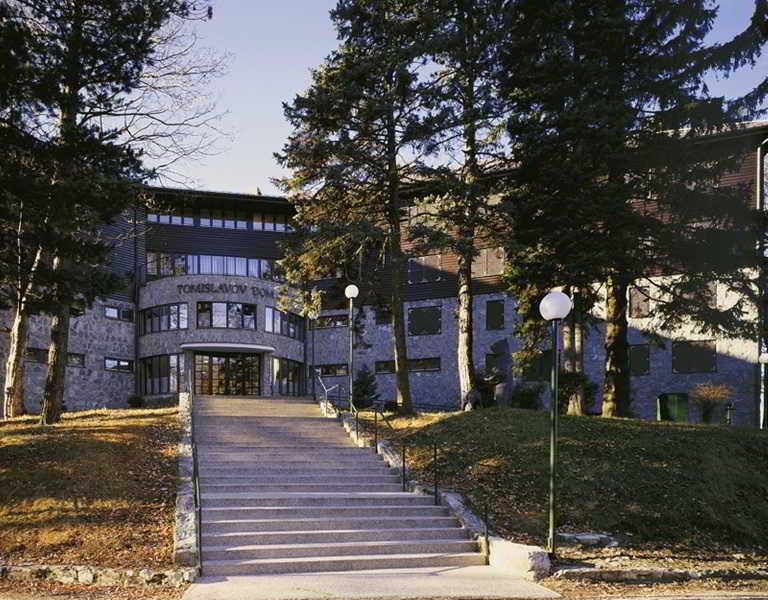 HOTEL TOMISLAVOV DOM in Zagreb, Croatia