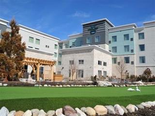 新澤西漢密爾頓希爾頓欣庭套房酒店