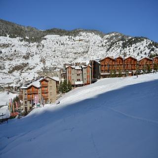 Apartamentos Del Clos in Andorra, Andorra