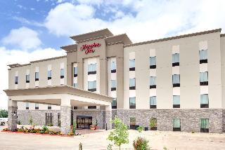 Hampton Inn and Suites Snyder, TX