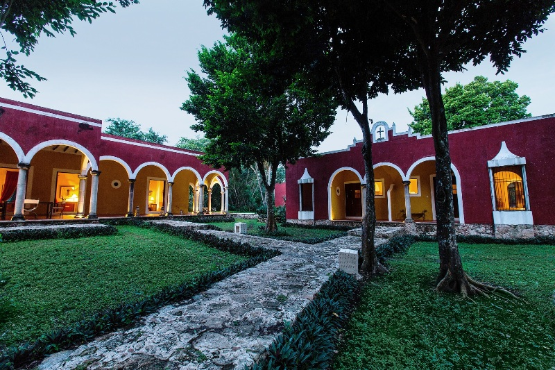 Viajes Ibiza - Hacienda Ticum