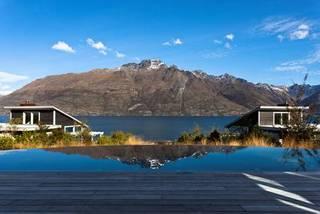 Matakauri Lodge in Otago- Queenstown, New Zealand