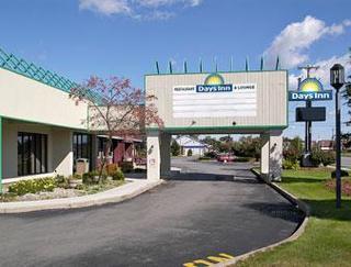 羅切斯特戴斯酒店