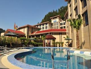 重慶戴斯聖傑溫泉酒店