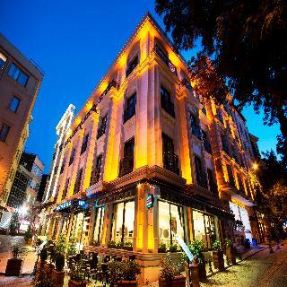 ANTUSA PALACE &SPA in Istanbul, Turkey