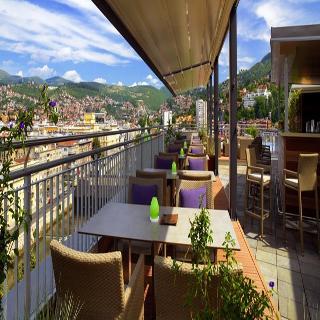 Courtyard Sarajevo