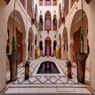 Riad Wow in Marrakech, Morocco