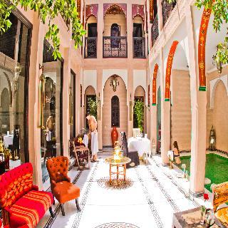 Riad Anika in Marrakech, Morocco