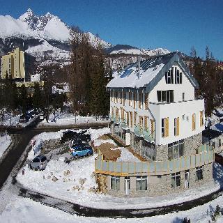 Apartments Belveder in Tatras, Slovakia
