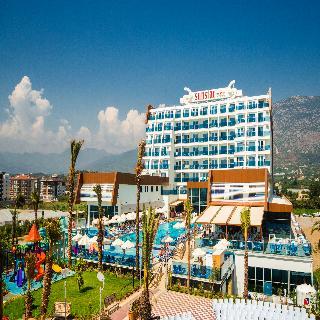 Hotel Resort Alanya  Sterne Garten