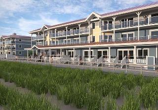 貝瑟尼比奇海濱萬豪居家酒店