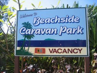 Beachside Caravan Park