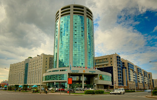 Diplomat Hotel And Business Center