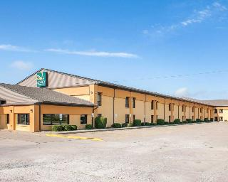 Quality Inn & Suites Greensburg I-74
