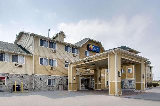 貝爾維尤-奧馬哈奧弗特空軍基地舒適套房酒店