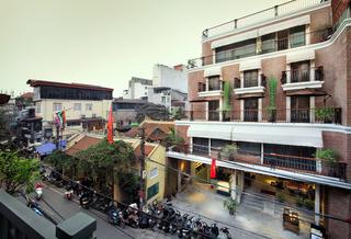 Mk Premier Boutique Hotel