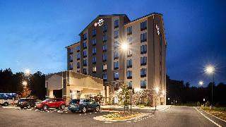 通堡貝斯特韋斯特優質酒店