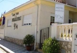Hotel Midama - Chillaron De Cuenca